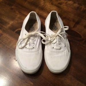 Vans | White Vans